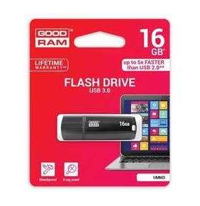 16 GB .   USB 3.0 kľúč . GOODDRIVE MIMIC Čierna