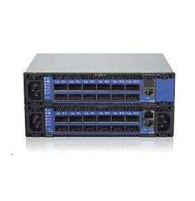Mellanox SwitchX®-2 based FDR IB 1U Switch, 12 QSFP+ ports, 1 PWS (AC), PPC460, short depth, P2C airflow