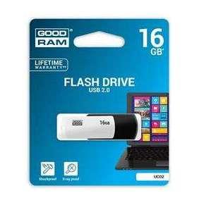 16 GB .   USB kľúč . GOODDRIVE COLOUR Čierno-biela