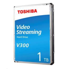 "TOSHIBA HDD V300 1TB, SATA III, 5700 rpm, 64MB cache, 3,5"", BULK"