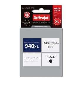 ActiveJet Ink cartridge HP C4906AE Premium 940XL Bk - 80 ml     AH-906