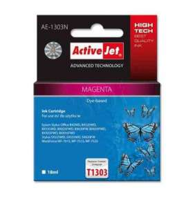 ActiveJet ink cartr. Eps T1303 Magenta 100% NEW - 18 ml     AE-1303N