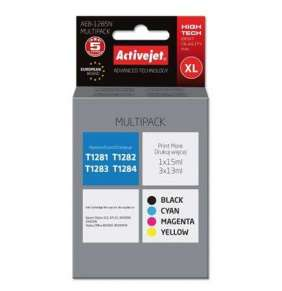 ActiveJet ink Epson T1285 new AEB-1285N   15 ml / 3x13 ml