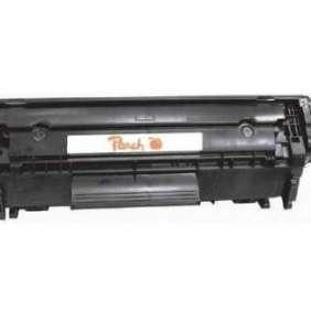 PEACH kompatibilní toner HP Q2612A, No 12A, černá, 2000 výnos