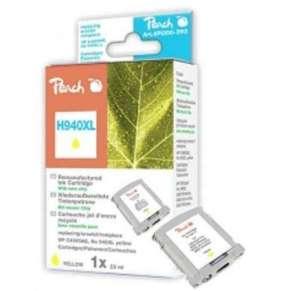 PEACH kompatibilní cartridge HP C4909AE, No. 940XL, Yellow, 25 ml