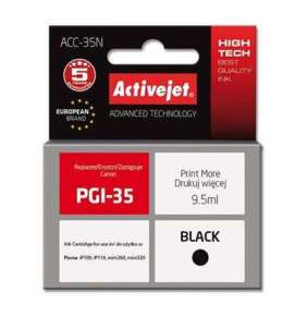 ActiveJet ink Canon PGI-35 new ACC-35N  9 ml