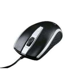 Myš GEMBIRD MUS-104, šedá, USB