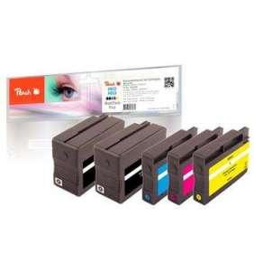 PEACH kompatibilní cartridge HP No. 932/933, Multi-Pack-Plus, 2x bk, 1x c,m,y, 2x16/3x8,5ml