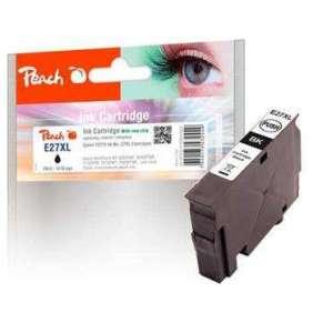 PEACH kompatibilní cartridge Epson No.27XL w/NC PI200-470, Black 14 ml