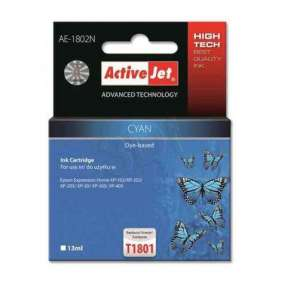 ActiveJet ink Eps T1812 Cyan new        AE-1812N   15 ml