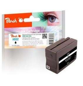 PEACH kompatibilní cartridge HP No. 932, černá, CN057AE, 16ml