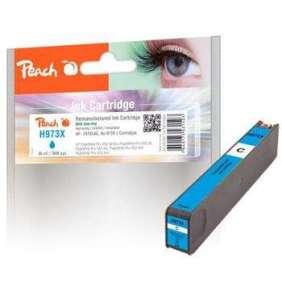 PEACH kompatibilní cartridge HP No. 973X, azurová, F6T81AE, 85ml