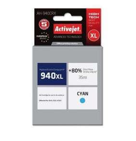 ActiveJet Ink cartridge HP C4907AE Premium 940XL Cyan - 35 ml     AH-907
