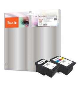 PEACH kompatibilní cartridge Canon PG-545XL / CL-546XL MultiPack, black, color, 18ml, 17ml