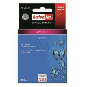 ActiveJet ink Eps T2633 Magenta XP-600, XP-800    AE-2633N   12 ml