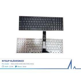 NTSUP Klávesnice pro Asus A550 K550 S56 X550 X552 černá CZ/SK