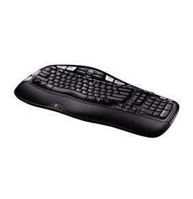Logitech® Wireless Keyboard K350, Slovakian layout Unifying