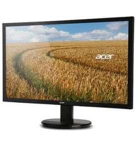 """22"""" Acer K222HQL - TN,FullHD,5ms,60Hz,200cd/m2, 100M:1,16:9,DVI,VGA"""