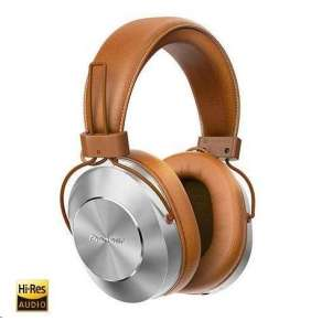 Pioneer SE-MS7BT náhlavní sluchátka s BT Hi-Res hnědá