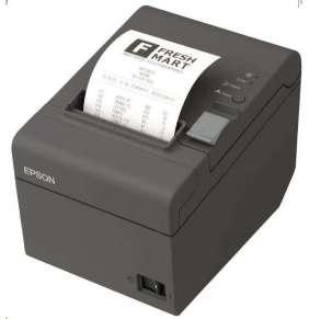 EPSON pokl.termo TM-T20II,tmavá,USB+Ether.,zdroj