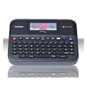 BROTHER tiskárna samolepících štítků PT-D600VP/ 180 dpi/ LCD/ USB/ kufr