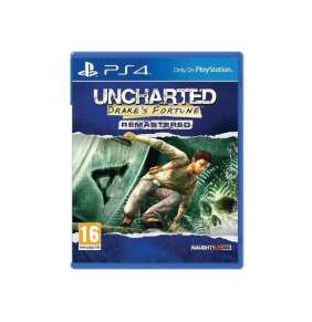 SONY PS4 hra Uncharted: Drake's Fortune