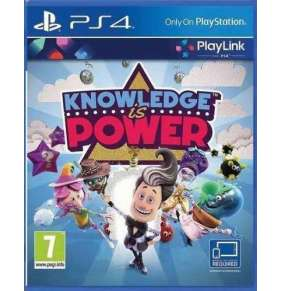PS4 - Knowledge is Power - 20.12.