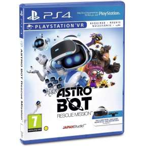 SONY PS4 hra Astro Bot