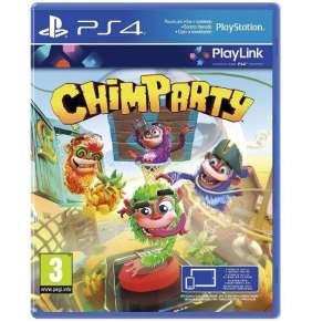 PS4 - Chimparty