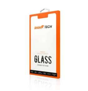 RhinoTech 2 Tvrzené ochranné 2.5D sklo pro Xiaomi Mi 8 Explorer (Edge Glue) Black
