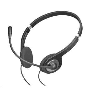 Trust sluchátka s mikrofonem Ilux Chat Headset