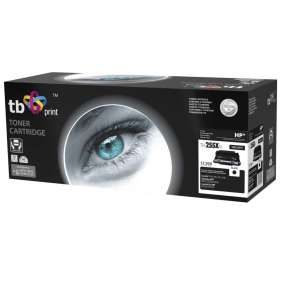 Toner TB kompatibilní s HP CE255X 100% new, Black