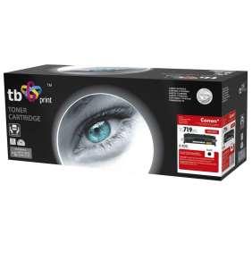 Toner TB kompatibilní s Canon CRG-719HBK, Black, 6400,new