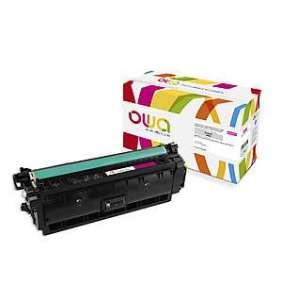 OWA Armor toner pre HP Color Laserjet Ese M552, M553, MFP M577, 9500   strán, CF363X, červená/magenta