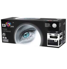Toner TB kompatibilní s HP Q2612X Black,3000,ref