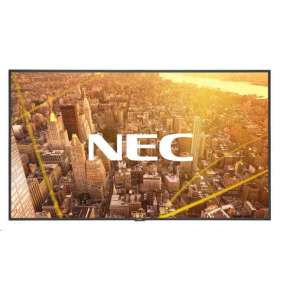 """NEC 50"""" velkoformátový display C501 - 24/7, 400 cd/m2, Media Player, bez stojanu"""