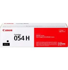 Canon Cartridge 054 H Black