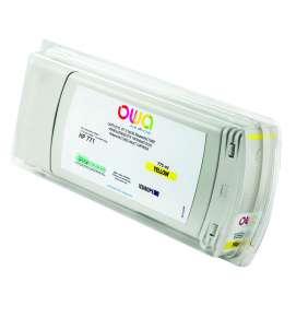 ARMOR ink-jet pre DesignJet Z 6200, 6600, 6800, 775ml, B6Y10A, Yellow, (HP 771 YE)