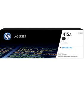 HP 415A Black LaserJet Toner Cartridge pre M454, M479, 2 400 str.
