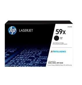 HP 59X  Black LaserJet Toner Cartridge, 10 000 str.