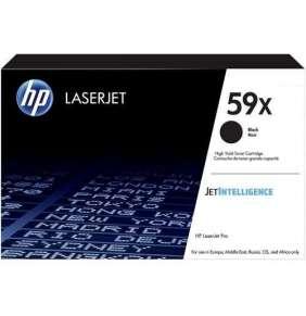 HP 59X Blk Contract LaserJet Toner Crtg