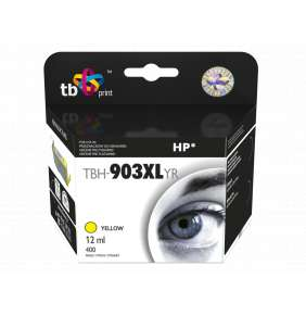 Ink. kazeta TB kompat. s HP OJ 6950, Yellow, ref