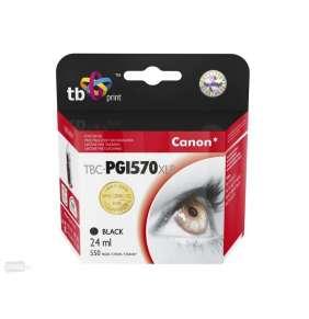 Ink. kazeta TB kompat. s Canon PGI-570XL BK Black