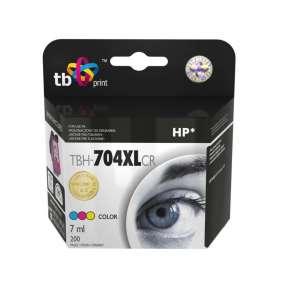 Ink. kazeta TB komp. s HP CN693AE Color XL,ref.