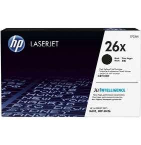 HP 26XC, Black toner pre, HP LaserJet Pro M402d/n/dn/dne/dw, M426dw/fdn/fdw, 9000 strán / contract