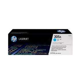 HP 305A, Cyan toner pre HP LaserJet Pro 300 M351a/nw, Pro 400 M451dn/dw/nw, 2500 strán/contract