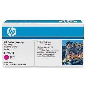HP purpurový Contract Toner, CE263AC