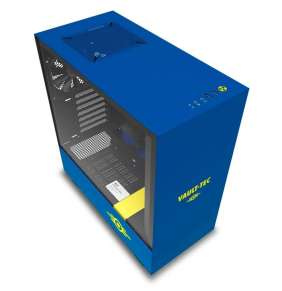 NZXT skříň H500 Vault Boy / ATX / MidTower/ průhledná bočnice / 2x USB 3.0