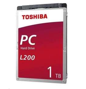 Interný HDD Toshiba L200 2,5'' 1TB SATA2 5400RPM 128MB