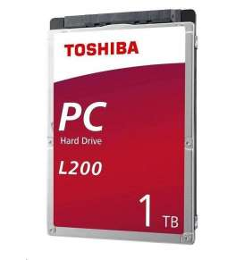 """TOSHIBA HDD L200 1TB Slim Laptop PC, SATA III, 2,5"""""""